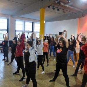 Mamma Mia v Chemnitz - workshop v W.S. Studiu