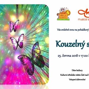 KOUZELNÝ SVĚT - POZVÁNKA 17,00 H - 25.6.