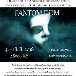 Plakát Fantom DDM 2018