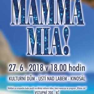 Mamma Mia! - 27. 6. 2018