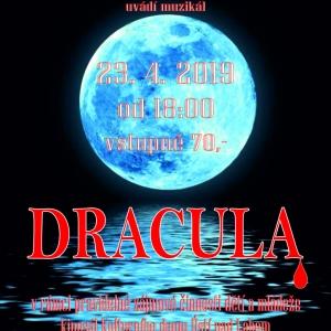 Plakát Dracula A4 - 23. 4 - 18,00