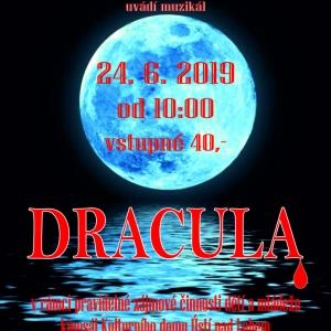 Plakát Dracula A4 - 24. 6. - 10,00