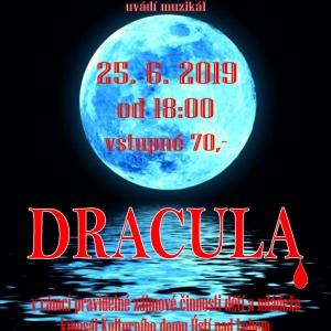 Plakát Dracula A4 - 25. 6. - 18,00